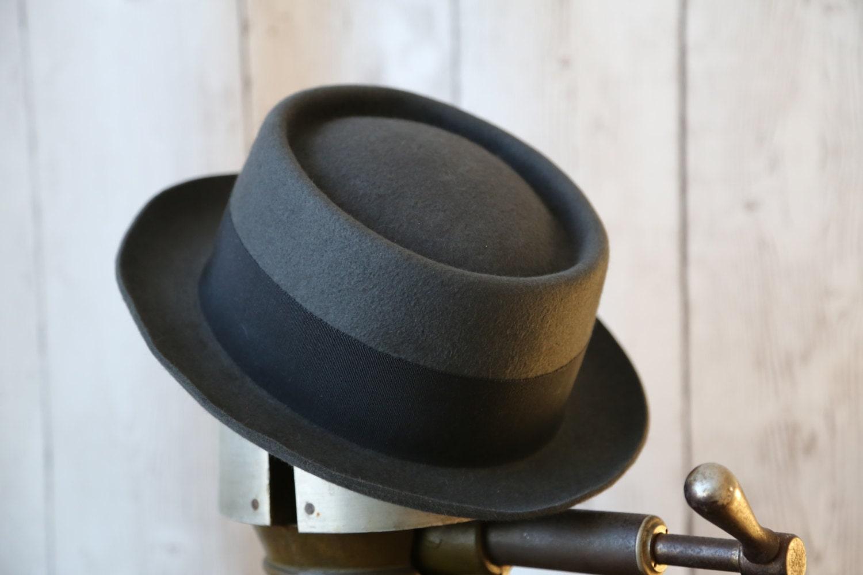 Nutria Fur Hats Men's Hat Beaver Fur Felt