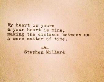 Poem #9 Print/Bookmark
