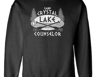 CAMP CRYSTAL LAKE Sweatshirt sweat shirt