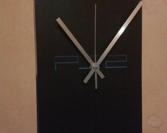 PS2 (Playstation 2) Recycled Clock.