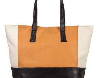 Very Comfortable Huge  Leather bag Classic Colors
