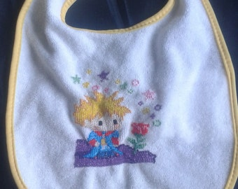 Little Prince Baby bib