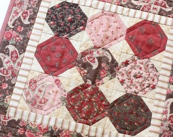 Octagon Mini Quilt