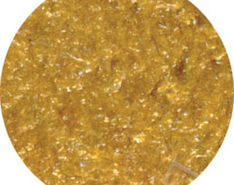 Gold Edible Glitter 1/4 Ounce