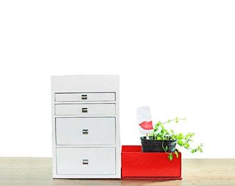 Cajonera, Drawer, Housewares, Storage,Mueble, Almacenamiento,Furniture, Decoration, Decoración, Retro, Cositas,Hogar,handmade