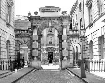 London Photography, Black White Art, London Print, British Decor, Street Photo, 8 x 10 Print, 11 x 14 Picture, England Wall Art, UK Decor