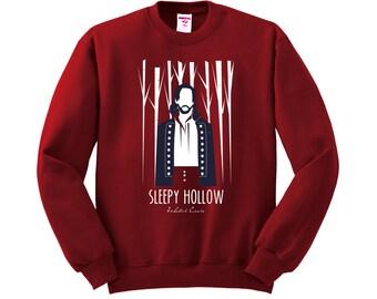 Sleepy Hollow Retro Sweatshirt/T-Shirt
