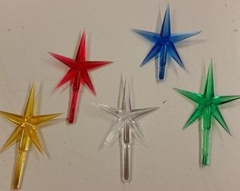 Ceramic Christmas Tree Star (1 piece),