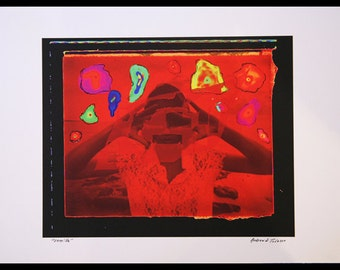 camilla - print on archival canvas