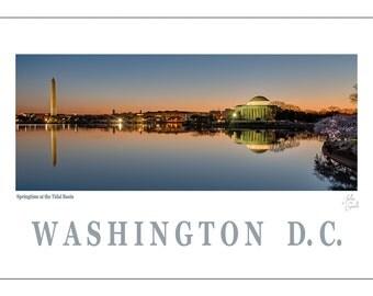 Photographic Print • Washington DC • Various Sizes Available