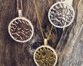 Jewish Judaica Gifts, Jewish Jewelry, Shema Israel Necklace, The perfect Judaica Gift for her