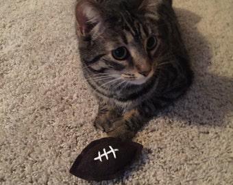 Football Cat Toy - Sport Organic Catnip Toy