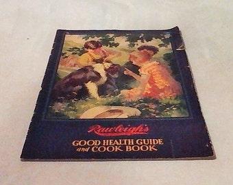 Rawleigh's Good Health Guide 1889-1930