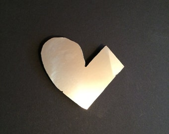 Abstract Heart Magnet