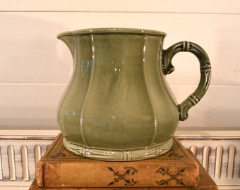 SALE SALE SALE lovely green jug by taunton and co was 9.99 now 6.99