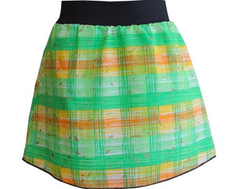 SALE!!! Handmade Green Skirt
