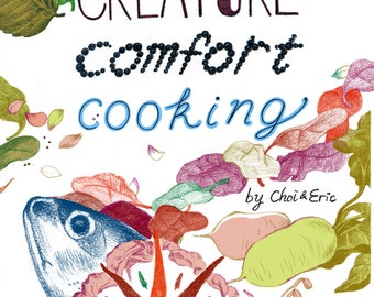 Korean / American - Creature Comfort Cooking