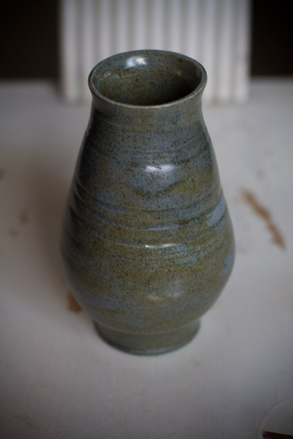 Items Similar To Handmade Pottery Vase On Etsy