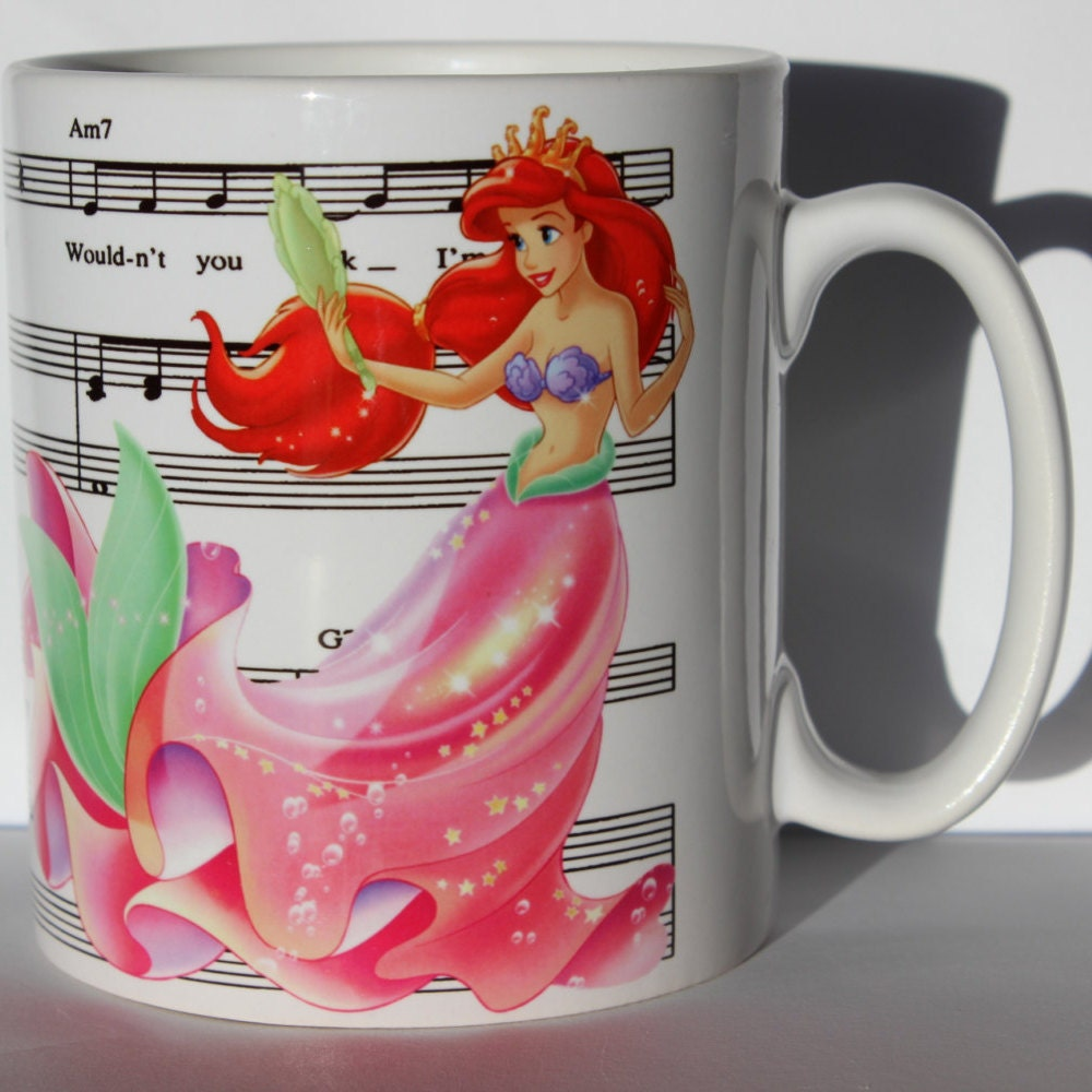 Custom Disney The Little Mermaid Ariel Part Of Your World