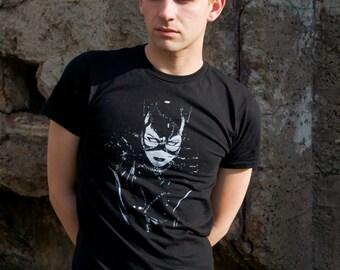 Catwoman Men's T-shirt