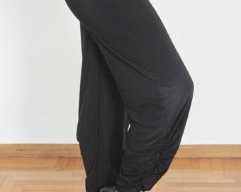 Tango/ Milonga/ Salsa/ Dance Pants black