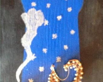 Alladin lamp string art, Genie lamp