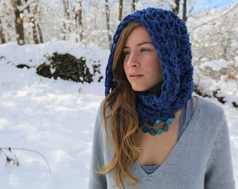 Infinity Hood Scarf **MORE COLORS**