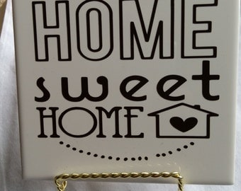 Decorative Tile~ Home & Family