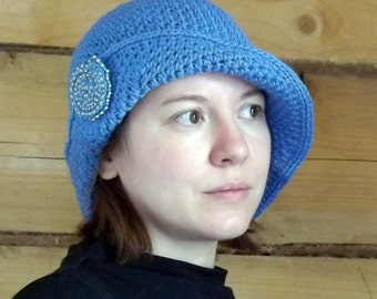 Knitted hat made to order , bucket hat, Knitted cap, knitted beret, knit cap, beanie, winter hat, hat, slouchy beanie, hand knit cap, winter