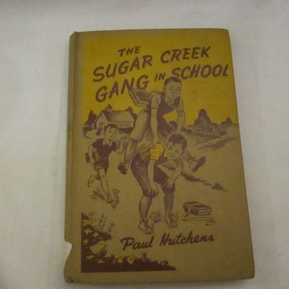 Vintage Sugar Creek Gang Series Volumes 1-36 Children's Book Lot