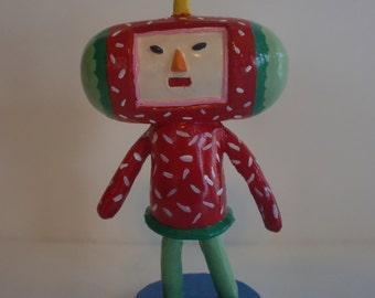 Ichigo Figure Inspired by Katamari Damacy