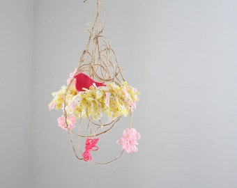 Popular items for unique baby mobile on etsy for Unusual baby mobiles