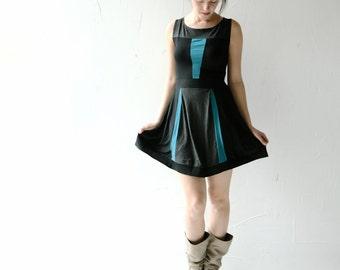 Jersey dress, Summer dress, Grey dress, Black dress, Womens clothing, Party dress, Turquoise dress, day dress, Petite dress, Larimeloom
