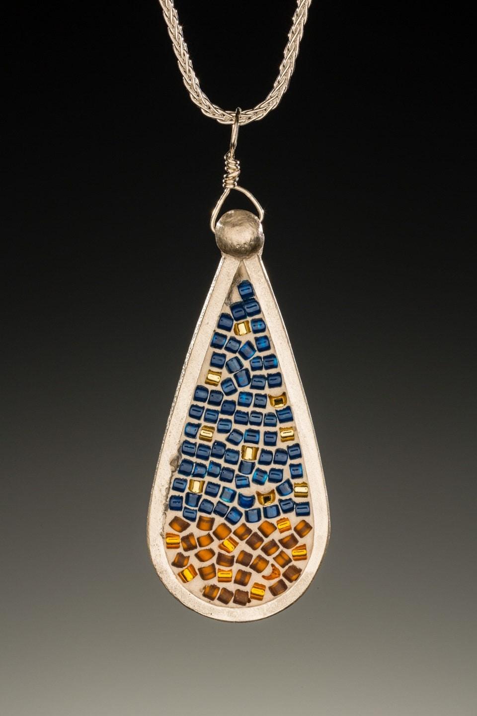 micro mosaic pendants micro mosaic jewelry starry sky
