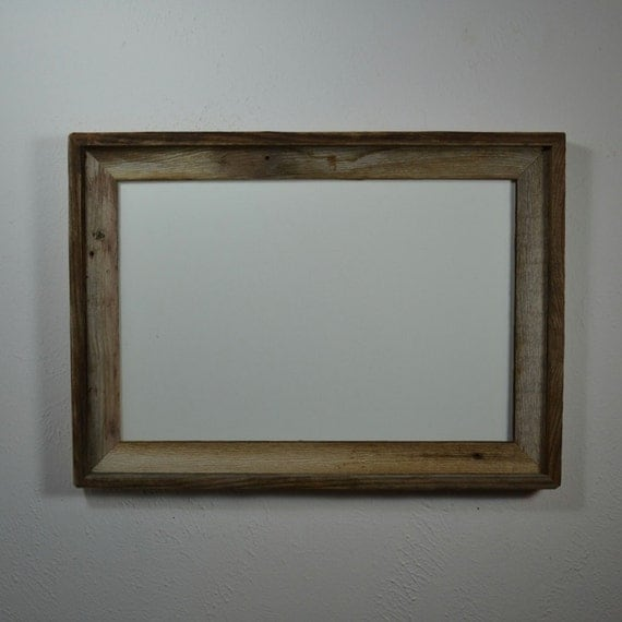 Rustic 12x18 Poster Frame With Stunning Natural Colors
