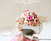 Miniature Vespa - Flowers For Delivery - FREE SHIPPING