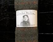 Old Green - Crochet Binding Wool
