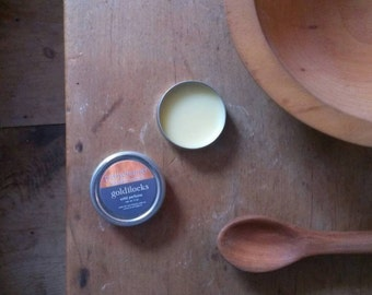 goldilocks: solid perfume / fragrance