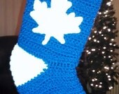 Toronto Maple Leafs Stocking