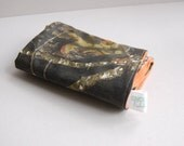 Mossy Oak & Safety Orange Changing Pad  ~ Made to Order