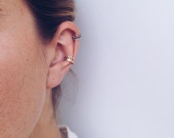 Gilded Crown ear cuff ON SALE