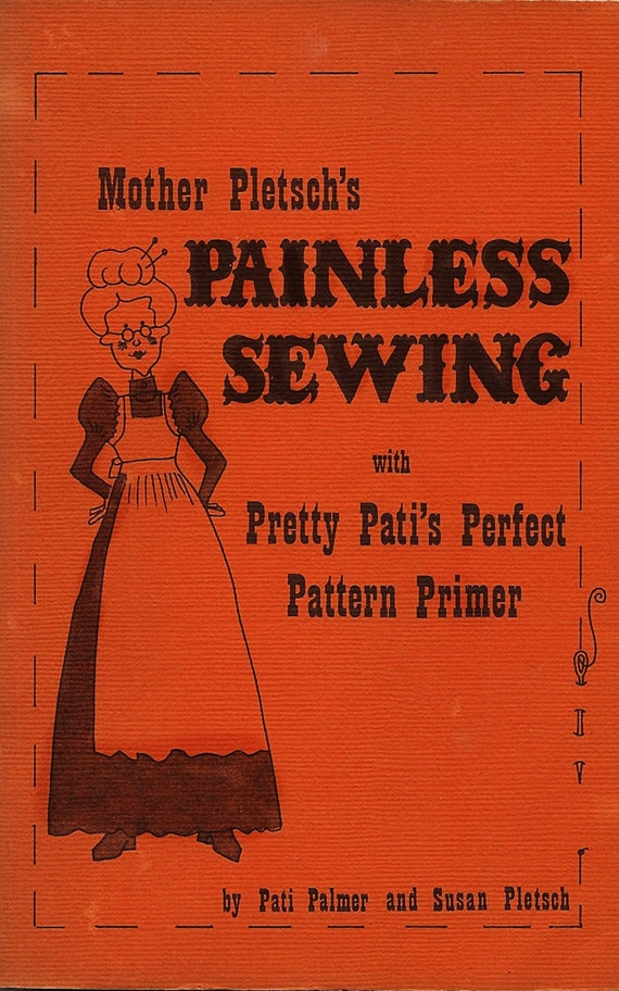 Vintage Sewing Book 13