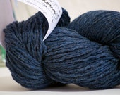 RESERVED Blue Jeans 100% Lamb's Wool Upcycled Yarn