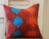 Special Order for daravine - Boho Cottage Pillow, Decorative Throw Pillows, Boho Chic Pillow Covers, Bohemian PillowCover,Reversible