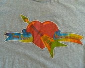 Tom Petty and the Heartbreakers 1980s vintage tee shirt size small