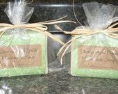 Downy April Fresh Handmade Soap---Lots of suds!---Lovely scent---Light and luxurious scent!
