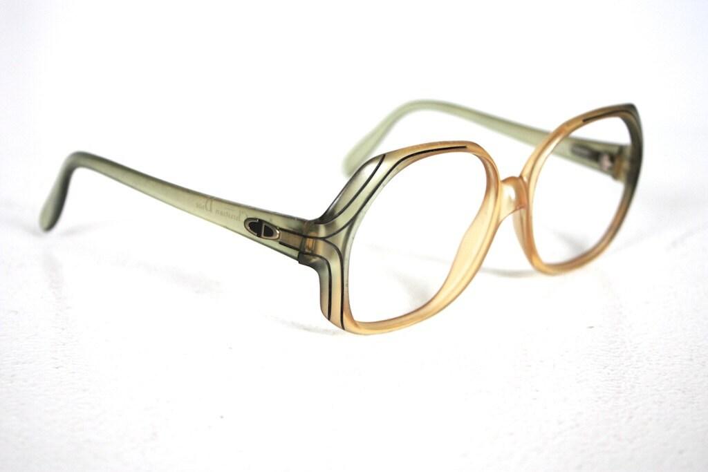 Vintage Dior Eyeglass Frames : Vintage Christian Dior Eyeglasses // 1980s Dior by ...