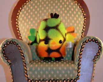 Chubby Bird Plush