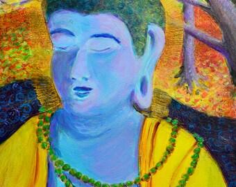 Buddha wall decor | Etsy
