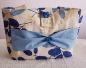 Ladies/Womens Handbag, Large Bag with Pockets, Practical Totebag, Handcrafted Purse